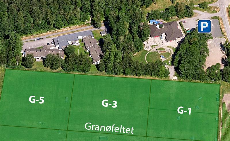 Banekart Granø