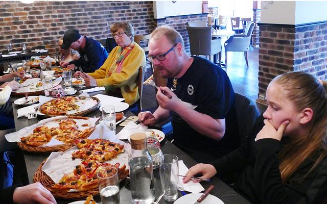Jury valgte ut årets Flint-pizzaer