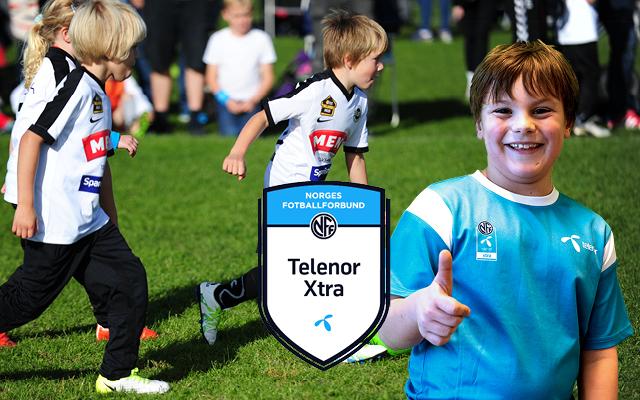 Flint Telenor Xtra Fotballfritidsordning