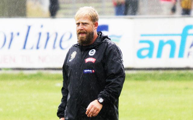 Erik Biseth trener A-laget ut sesongen