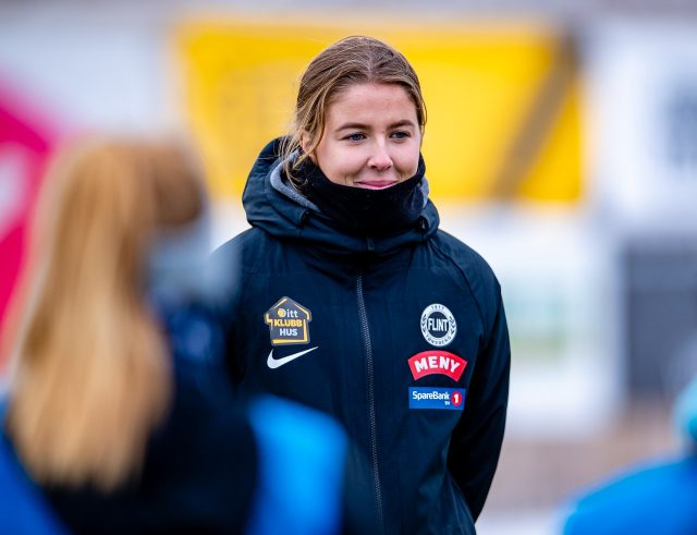 Hanna Woll Wessel assistenttrener for J15
