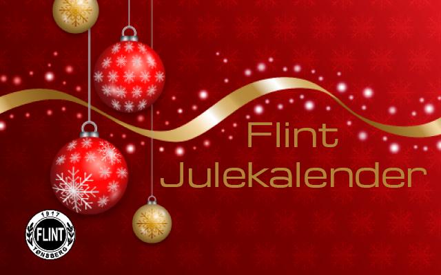 Flint Julekalender 2019