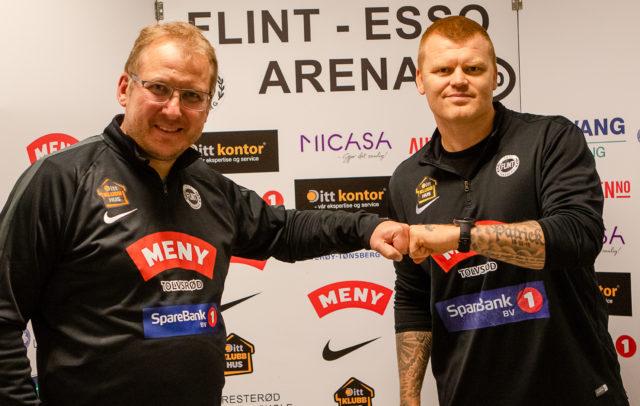 John Arne Riise fortsetter som hovedtrener i Flint Fotball