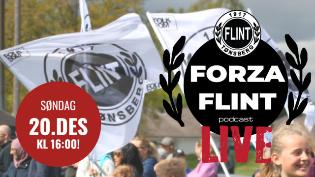 Forza Flint Live – direktesending 20. desember!