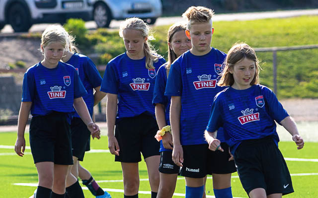 Flint Tine Fotballskole – påmeldingen åpner 23. april