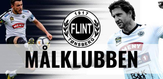 Målklubben 2021 – Gi en sum for hvert mål Flint A-herrer scorer!