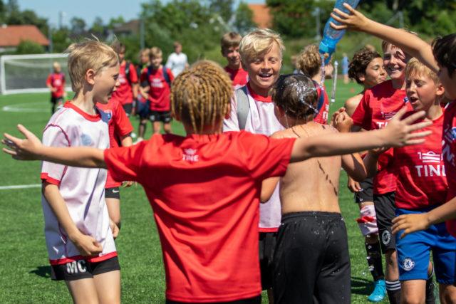 Bilder fra Flint TINE Fotballskole – 2011-2008