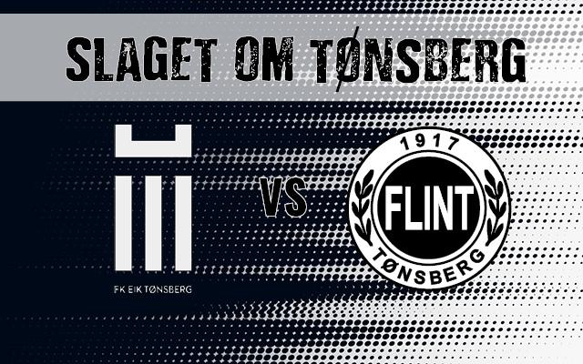 Slaget om Tønsberg! FK Eik Tønsberg – Flint